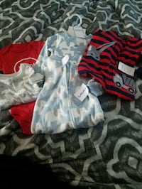 toddler's assorted clothes Anaheim, 92801