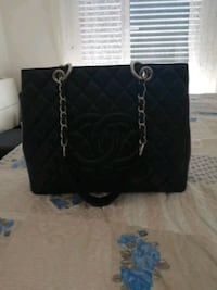 Tote bag Michael Kors in pelle nera Milan
