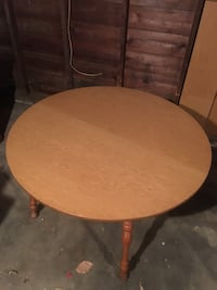 Solid Wood Table with Leaf  Catonsville, 21228