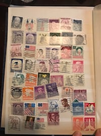 Antique collectible stamps Berkeley Springs, 25411