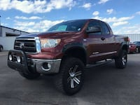 Toyota tundra con down payment desde $2500 Houston