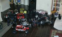 RC car lot for sale or trade