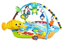 Baby Einstein rhythm of the reef play mat brand new