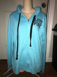 PINK hoodie size medium  South Bend, 46614