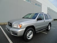 2002 Nissan Pathfinder SE 4WD AUTOMATIC JUST MINT CONDITION NEW WESTMINSTER, V3M 0G6