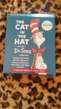 Dr. Seuss Favorites- 11 Complete Stories CDs  Clovis, 93611