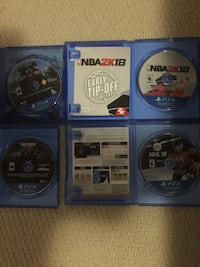 Ps4 games Kelowna, V1Z 4A3