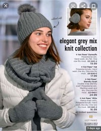 Hot Paws Eternity Warm Scarf.  New Edmonton, T6M 2G7