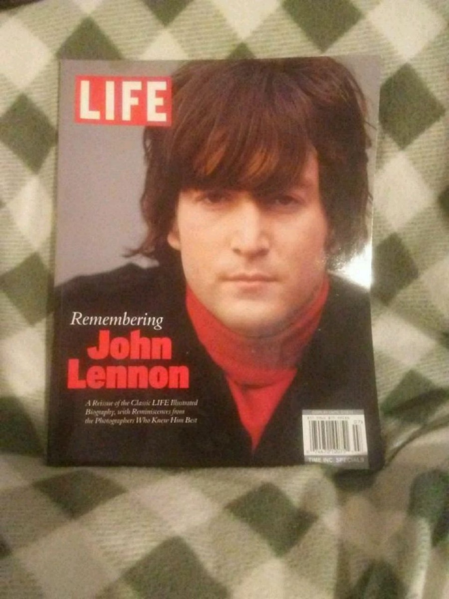Photo John Lennon Magazine