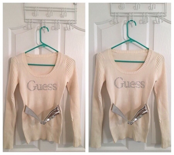 Guess scoop neck sweater