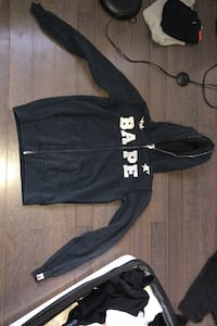 Bape zip up