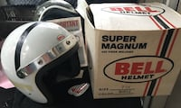 BELL motorcycle helmet: Vintage magnum 520 Original box Germantown, 20874