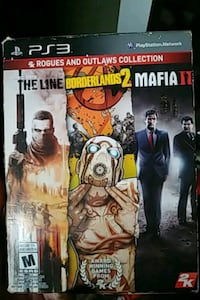 PS3 triple game disc