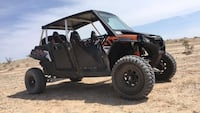 Polaris - RZR 900 - 2014 ROOF AND WINDSHIELD ONLY Bonita