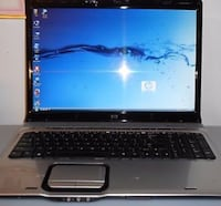 black and gray HP laptop Anchorage