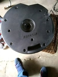 Bose spare tire subwoofer