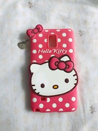 SAMSUNG GALAXY NOTE 4: FUNDA HELLO KITTY