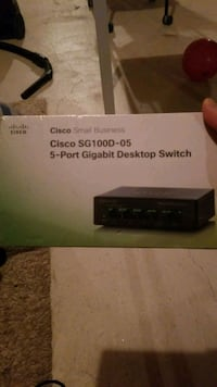 Cisco switch  Brampton, L6P 2W9