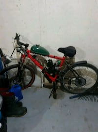 49cc gas powered bike Edmonton, T5T 1M6