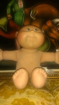 1978/2006 OAA, Inc. Cabbage Patch Kids Doll - Bald &  Blue eyes Omaha, 68107