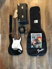 Fender Affinity Series Squier Stratocaster & Amp
