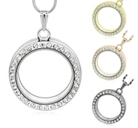 Floating Charm Locket And Charms London, N5W 3P3