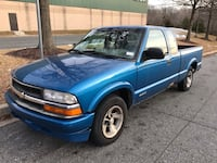 Chevrolet - S-10 - 2000 Perry Hall, 21128