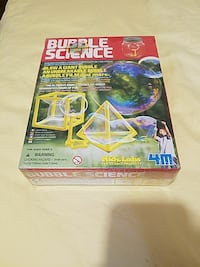 New in wrapper bubble science game Hanover, 21076