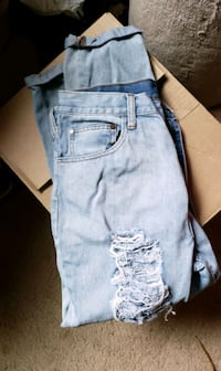 Distressed High Waist jeans Las Vegas, 89178