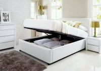 Brand new lift up storage bed _ Queen Hallandale Beach, 33009