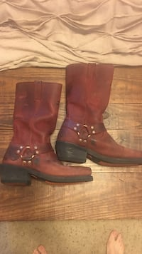 Size 8 ridding boots Kempner, 76522
