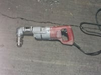 gray and red corded power tool Los Angeles, 91306