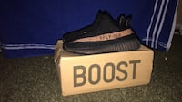 Yeezy 350 boost, copper/black Lincoln, 68528