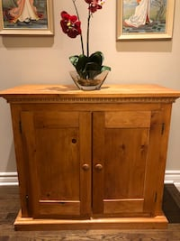 Solid wood sideboard/cabinet  732 km