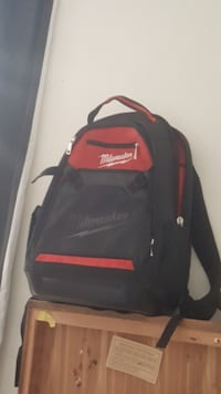 Milwaukee backpack Winnipeg