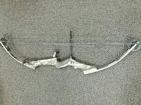 gray and white compound bow Hagerstown, 21740