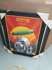 Led zeppelin frame Surrey, V3R 1B8
