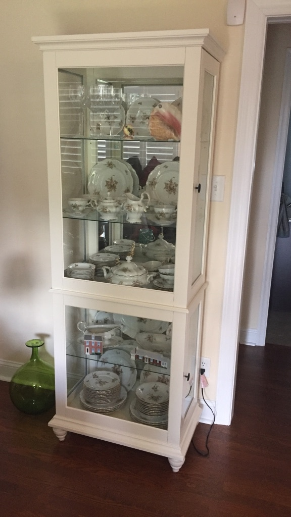 Powell Whitehurst Large Curio Cabinet