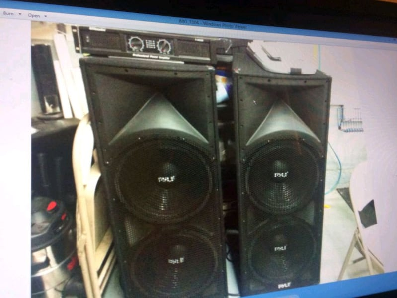 Tower speakers 907c1f91-2308-498e-ab7b-803f51d1bef1