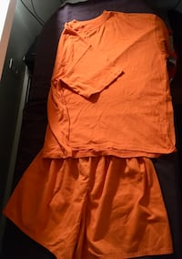 Prisoners Uniform