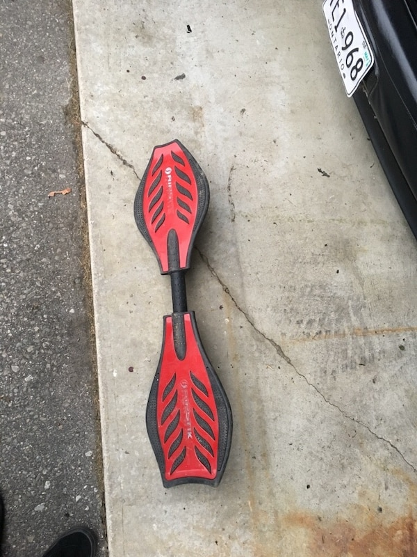 red Ripstick casterboard