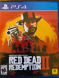 Red Dead Redemption II PS4 Pyeongtaek-si