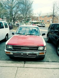 Toyota - Hilux - 1989 Prince George's County, 20737