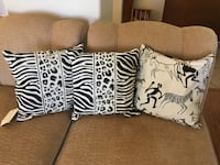3 new decorative pillows handmade  Las Vegas, 89149