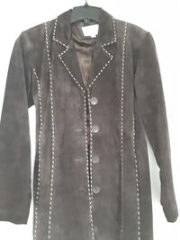 Suede Jacket Whitby, L1R 3C2