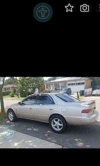 1999 Toyota Camry XLE 4AT Toronto