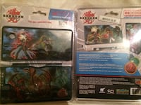 two Bakugan blister packs Vaughan, L4H