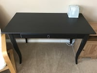 black and white wooden table Richmond, V7C 5P7