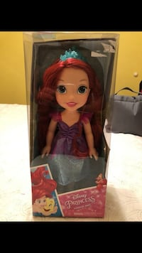 Princess Ariel Toddler Doll Bellflower, 90706