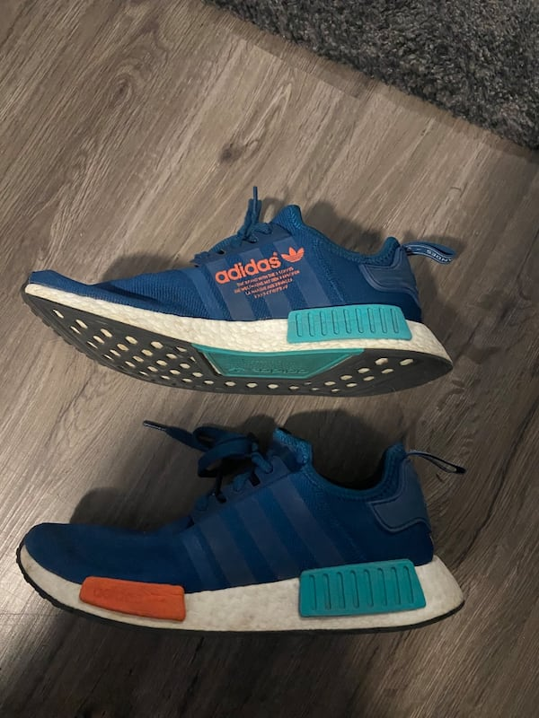 Adidas NMD R1 Mens Runners size 10 1